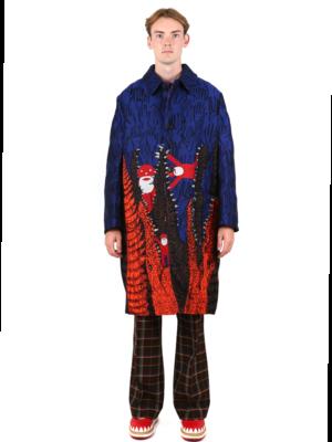 Walter Van Beirendonck Khiva Coat