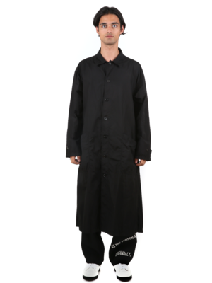 Yohji Yamamoto Chain Street Shirt Coat