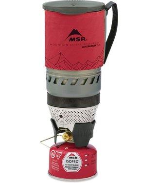 MSR Windburner 1.0L System Red