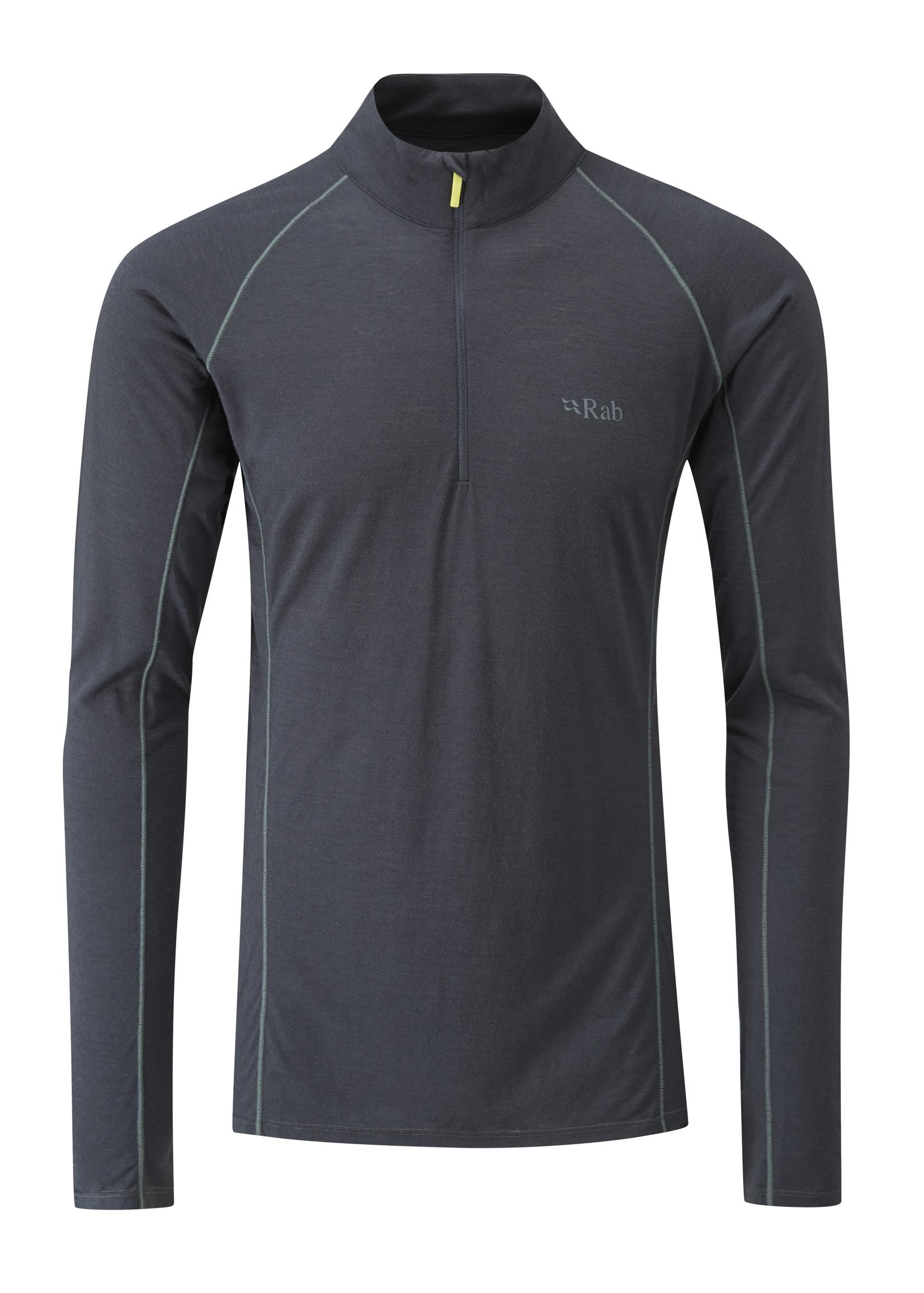 Rab Merino 120 + Long Sleeve Zip