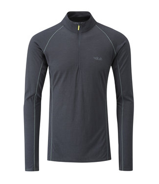 Rab Merino 120 + Long Sleeve Zip