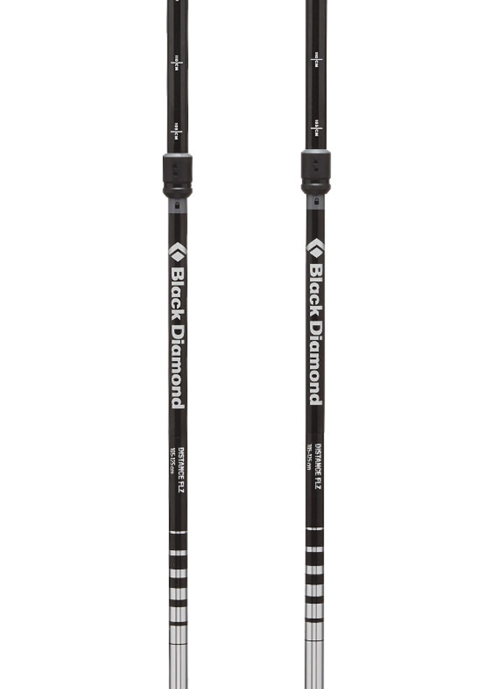 Black Diamond Distance Flz Z-Poles 125