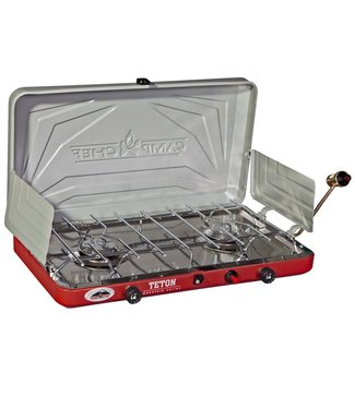 Camp Chef TETON 2 BURNER STOVE