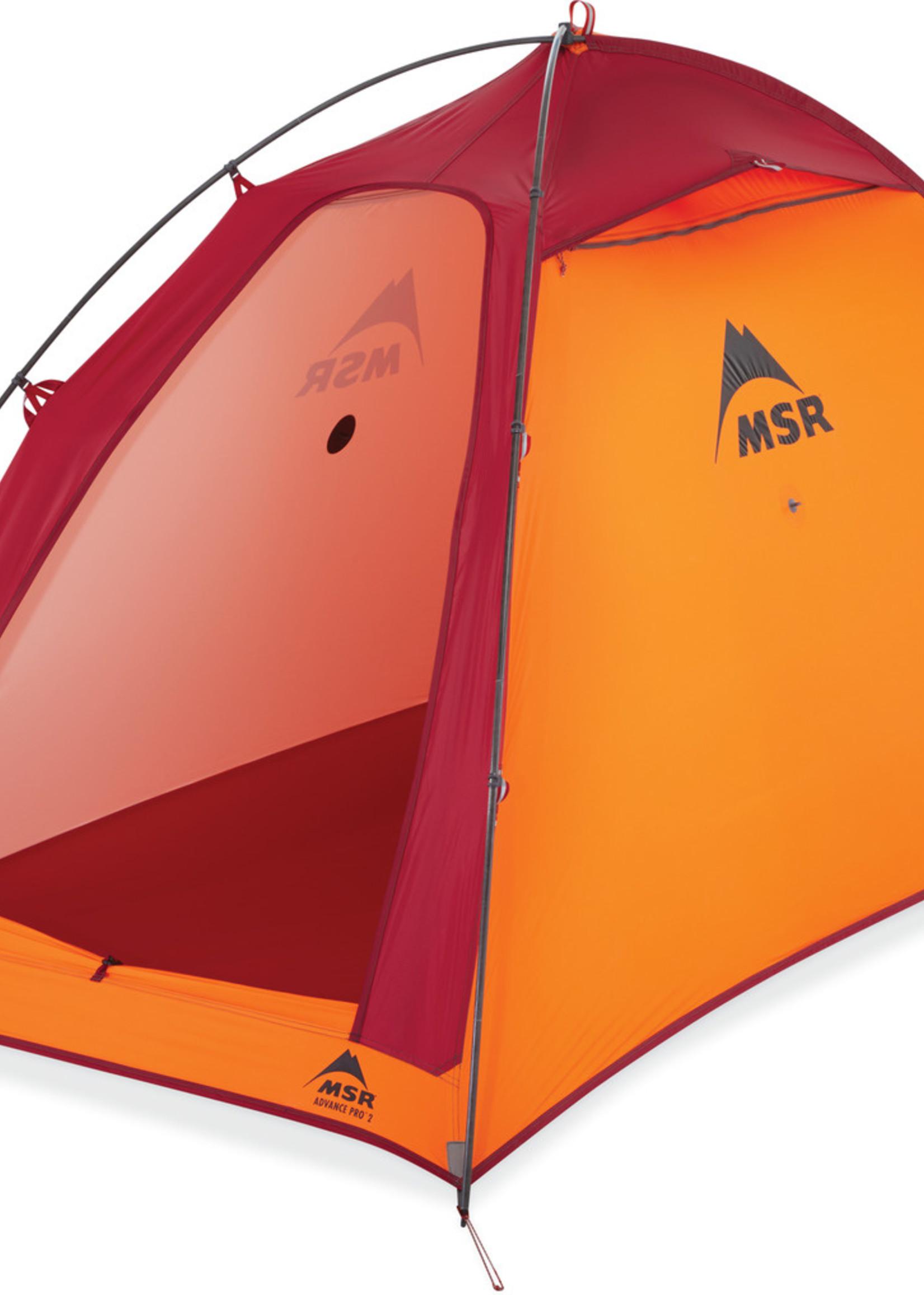 MSR Advance Pro 2 Ultralight 2-Person, 4 Season Tent