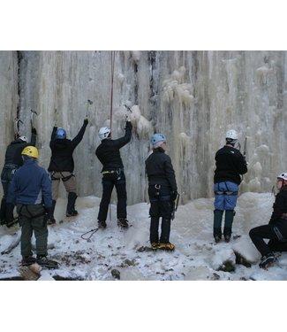 Pingora Trips Ice Climbing Minnesota Feb 28-March 1