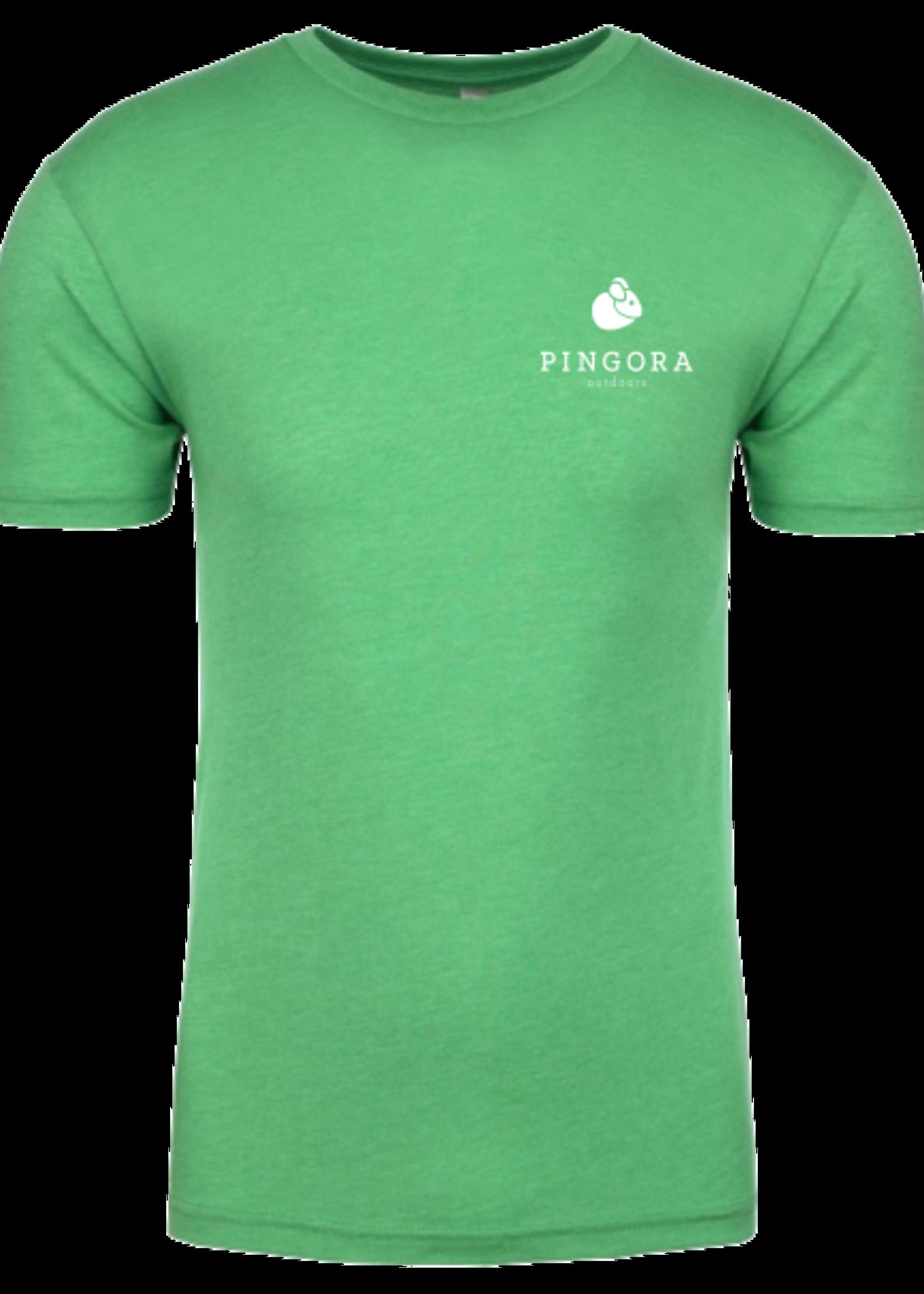 Pingora Logo Tee Short Sleeve