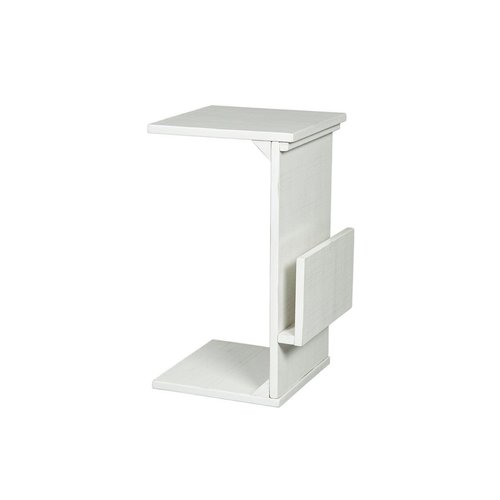 Sunny Designs Chairside Table W/Magazine Rack