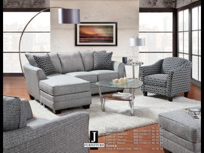 J Furniture IFD3401CKT