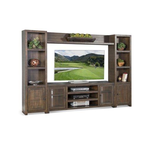 """Sunny Designs Homestead 72"""" TV Console"""