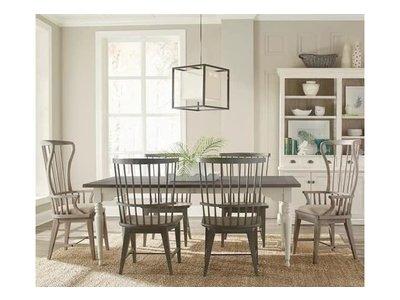 Riverside Furniture Juniper Windsor Side Chair
