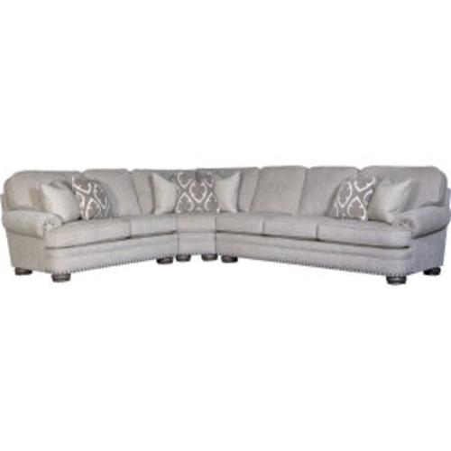 Mayo Furniture Mayo 3620 RF Sectional Loveseat