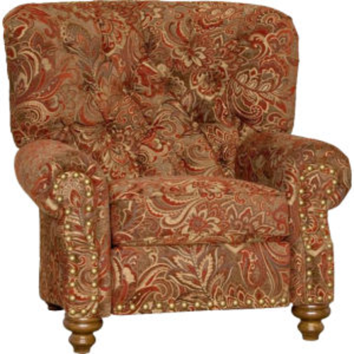 Mayo Furniture 9310 Tufted Back Chair