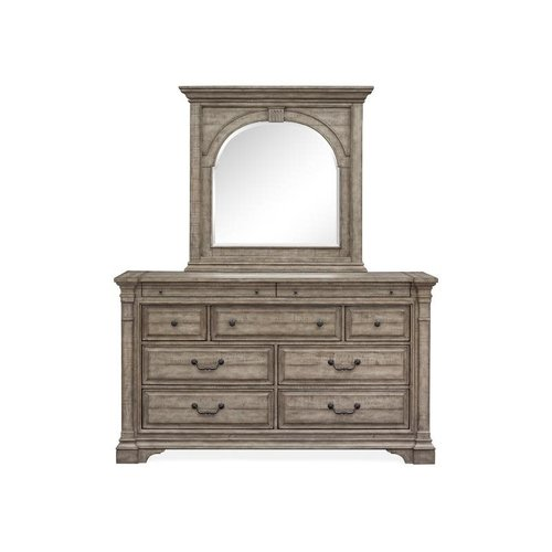 Magnussen Home Milford Creek Wood Drawer Dresser