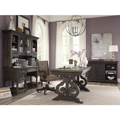 Magnussen Home Bellamy Wood Writing Desk
