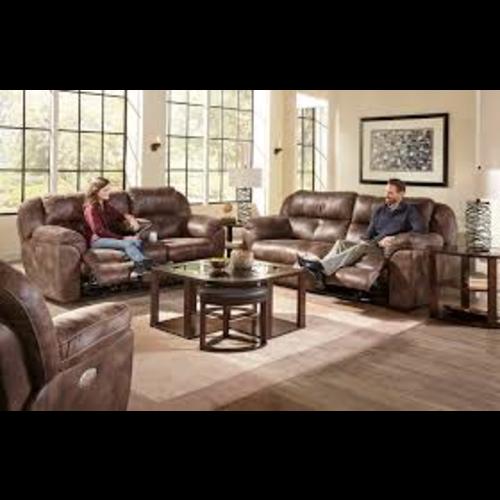 Jackson Furniture Ferrington Power Reclining Loveseat w/ Console
