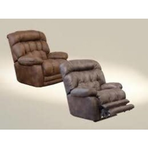 Jackson Furniture Copy of Horton Lay Flat Recliner w/ Extended Ottoman