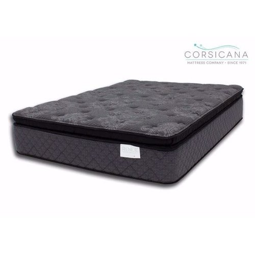 "Corsicana Mattress Columbia Plush 11.5"""