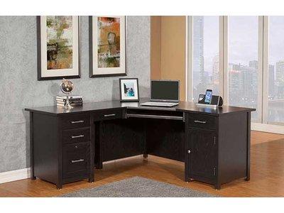 Winner's Denver Wedge Desk