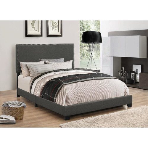 Coaster Boyd Upholstered Queen Bed