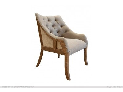 IFD Deconstructed Arm Chair W/Tufting