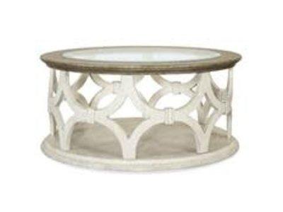 Riverside Furniture Elizabeth Round Cocktail Table