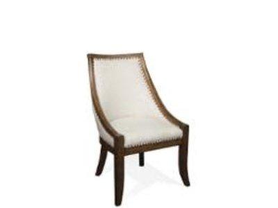 Riverside Furniture Hawthorne Uph Hostess Chair