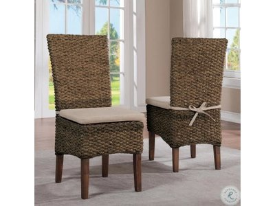 Riverside Furniture Woven Side Chair