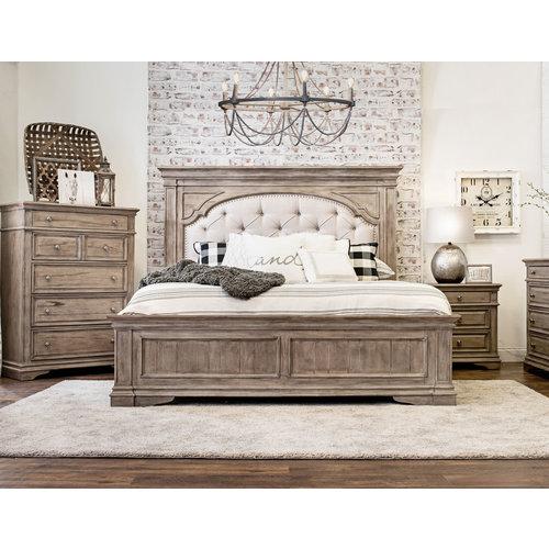 Steve Silver Co. Highland Park Bedroom