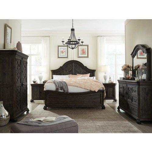 Magnussen Home Bellamy Wood Drawer Nightstand