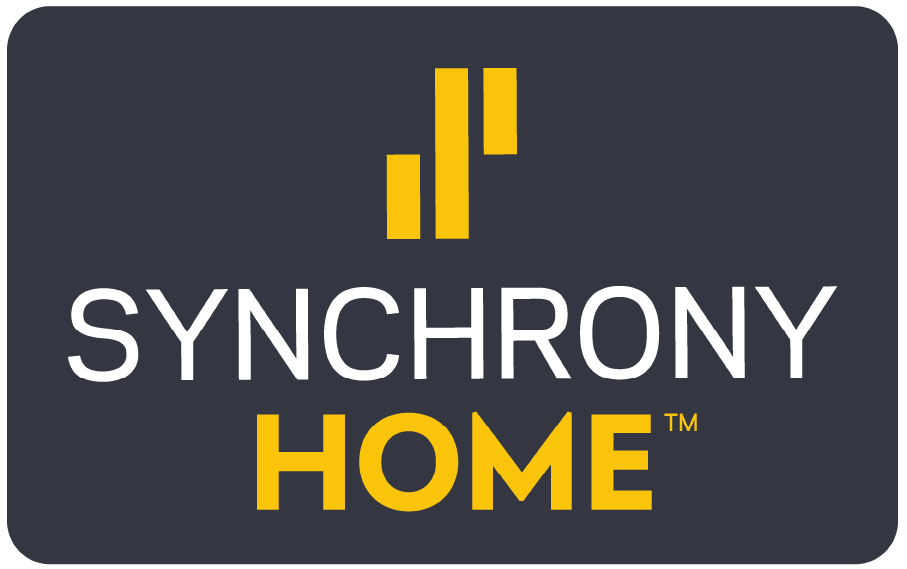 Synchrony Home Card offers financing for all types of furniture, including couches, beds, sofas, love seats, and more near me.