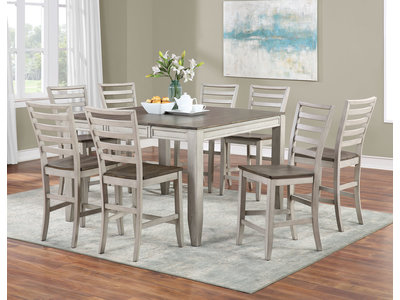 Steve Silver Co. Abacus Counter Height Dining Chair
