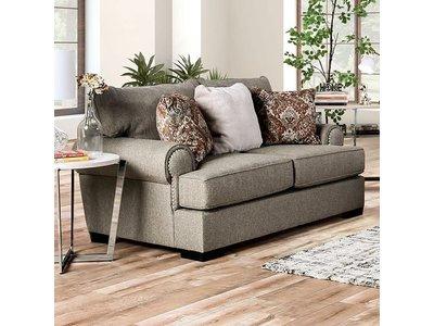 Furniture of America Debora Loveseat