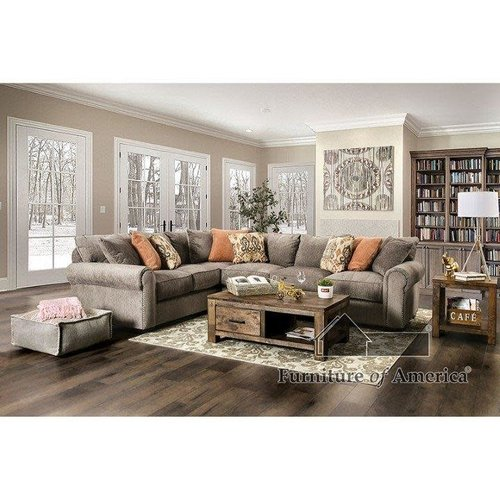 Furniture of America Stapleford Sectional