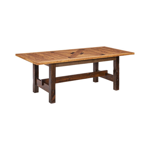 Green Gables Chateau 7' Dining Table
