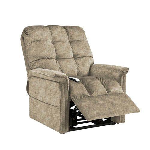 MegaMotion MM5001 Chaise Lonuger Lift Chair (Mushroom)