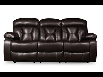 Homelegance Sherlock Double Reclining Sofa W/Drop Down Console