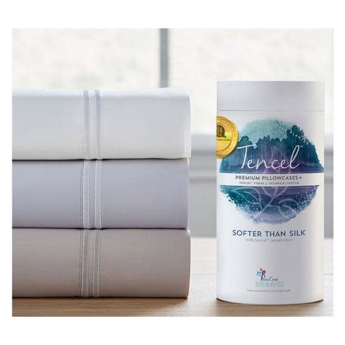 PureCare Tencel King Sheets (White)