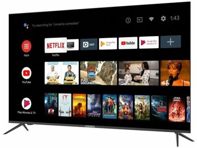 """Konka Konka - 75"""" U5 Series 4K UHD Android TV"""