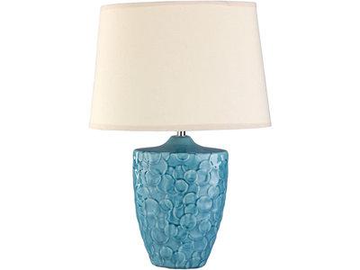 Surya Skyblue Table Lamp