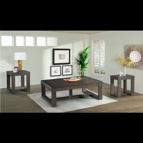 Elements Laurel 3pc Occasional Table Set