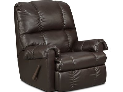 PFC 100-05 Cowgirl Brown Recliner