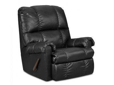 PFC 100-06 Cowgirl Black Recliner