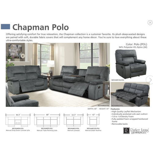 Parker House Chapman Polo