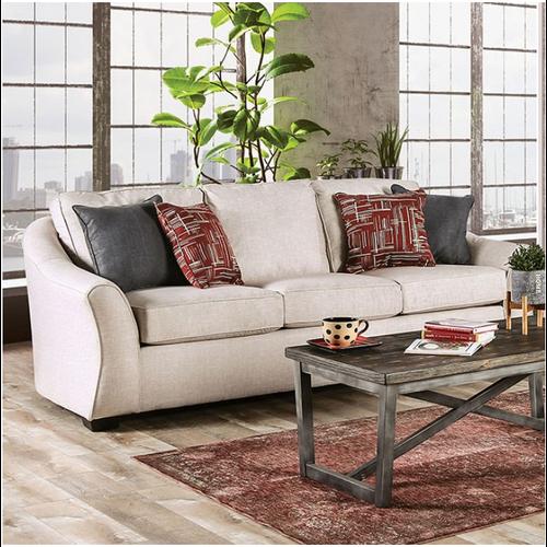 Furniture of America Jarrow Sofa
