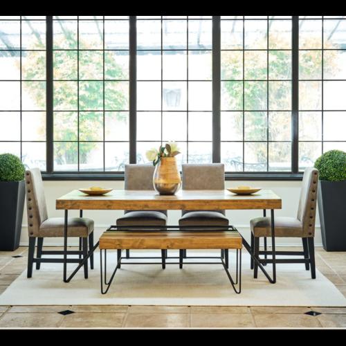Elements Cruz Rectangular Dining Table