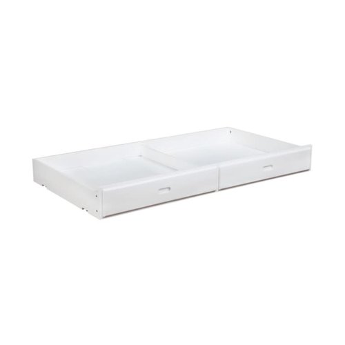 Donco Kids Mission Bunk Bed Trundle (White)