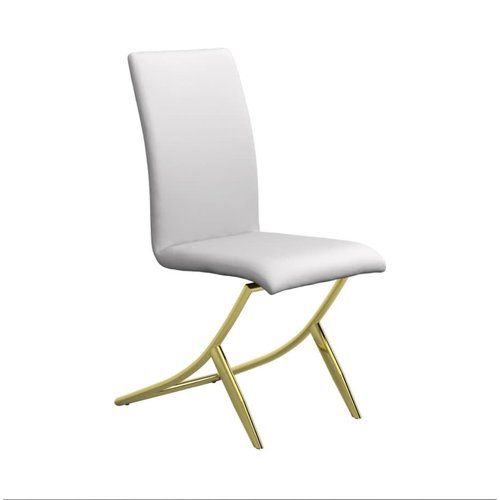 Coaster Chanel Upholstered Side Chair