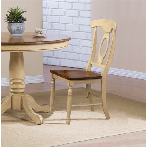 Winner's Quails Run Almond/Wheat Napoleon chair