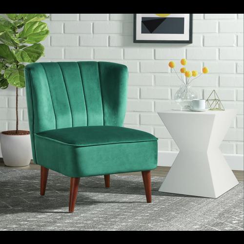 Elements Joss Emerald Accent Chair