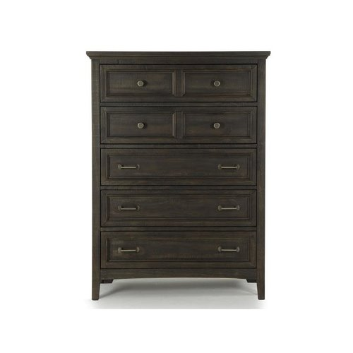 Magnussen Home Mill River Wood Drawer Chest